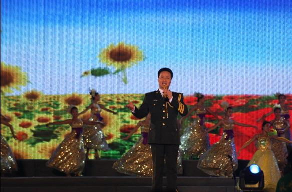 歌唱家阎维文演唱 母亲