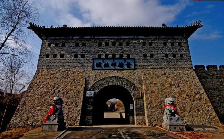 """风景区旅游线的纽带; 叶赫古城获""""中国文化旅游新地标""""殊荣; 包括洛阳"""