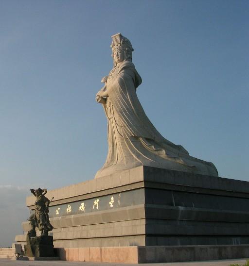 """妈屿岛古名为""""马屿"""",因来岛天后宫进香拜谒海上女神的信众越来越多,"""""""