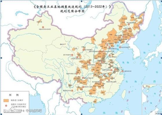 淮北经济技术开发区地图