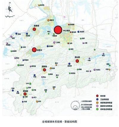 咸宁全域新型城镇化总体规划出炉