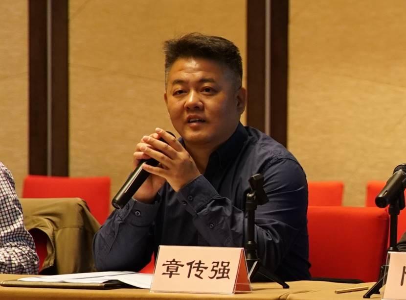 杭州千岛湖新天地文化发展有限公司总副经理吴敏介绍