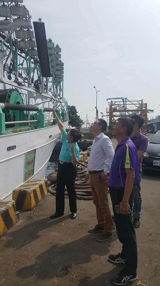 中国渔协赴台考察力推两岸渔业经济交流合作