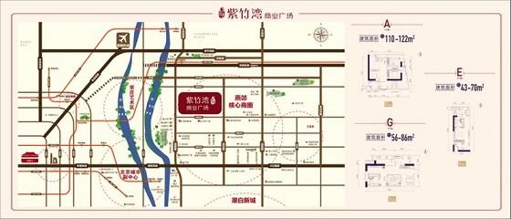 """紫竹湾商业广场喜迎北京城市副中心确立""""1+3""""规划"""