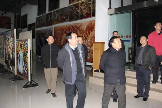 艺海遨游的著名艺术家张石生